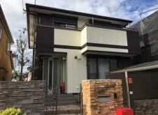 名古屋市天白区S様邸 外壁・屋根塗装工事