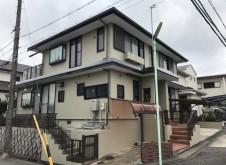 名古屋市天白区K様邸 外壁・屋根塗装・防水工事