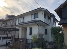 名古屋市緑区H様 外壁・屋根塗装工事