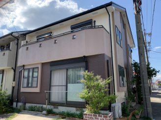 名古屋市瑞穂区A様邸 屋根・外壁塗装工事